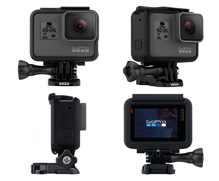 GoPro Hero 5 Black Edition stativ