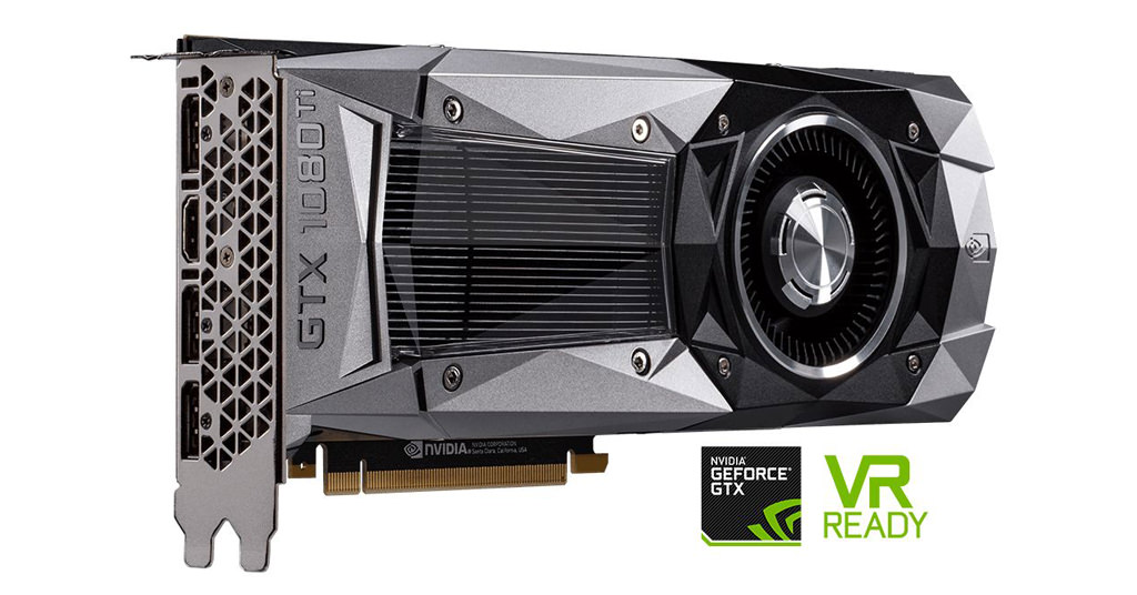 GeForce GTX 1080 Ti Founders Edition – noul standard de calitate al placilor video