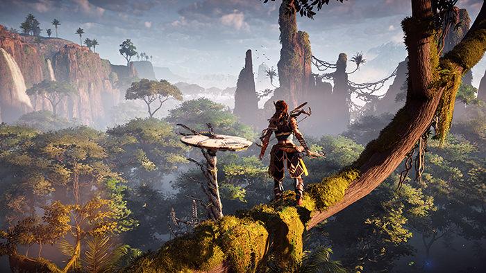 Horizon Zero Dawn PlayStation4