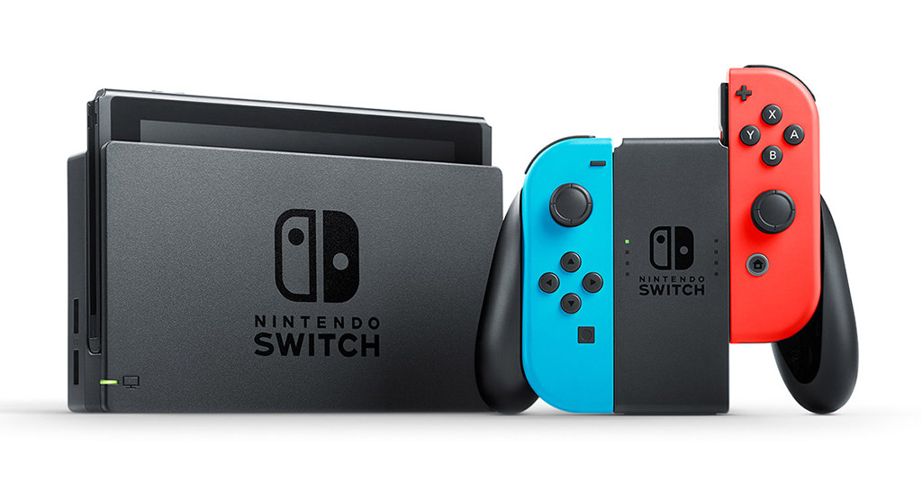 Nintendo Switch – a 7-a consola a celebrei companii japoneze
