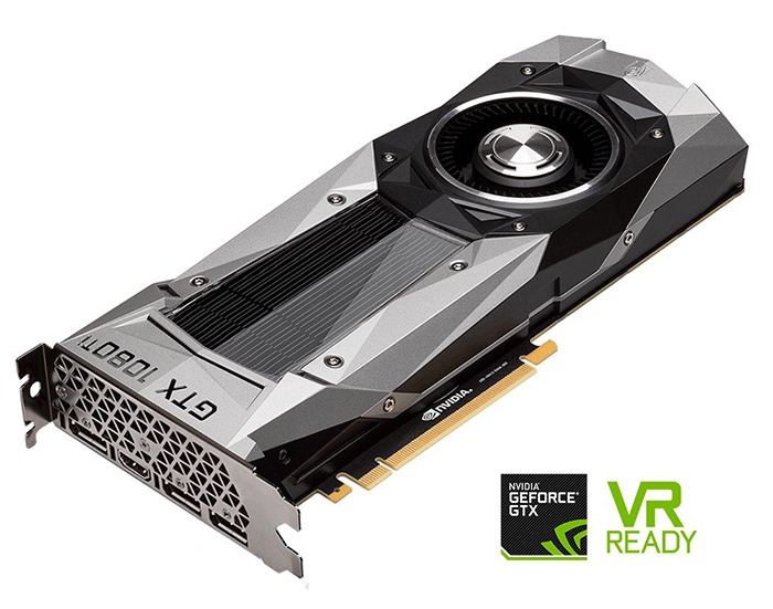Placa video GeForce GTX 1080 Ti Founders Edition
