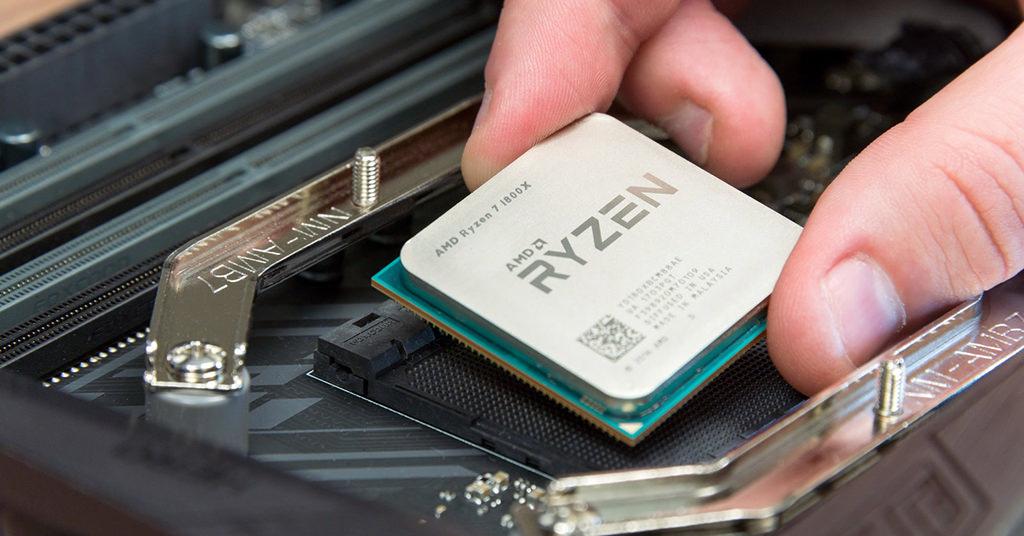 AMD RYZEN 7 1800X – noul procesor semnat AMD