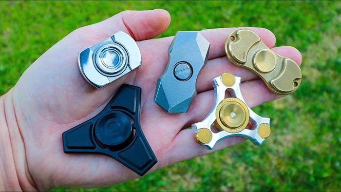 Forme Fidget Spinner