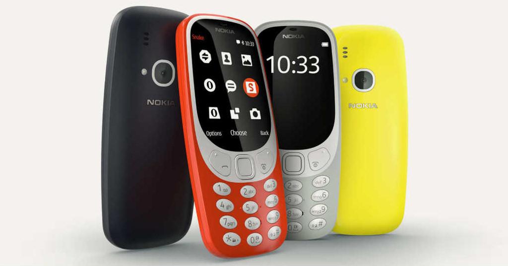 Nokia 3310 2017 – telefonul mobil al nostalgicilor