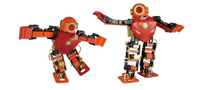 Robot TTROBOTIX RoboHERO