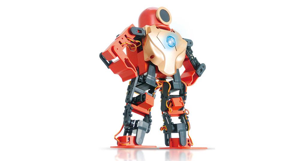TTROBOTIX RoboHERO – un robotel interactiv pe care o sa vrei sa-l iei pentru tine