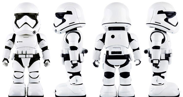 Robot Star Wars Stormtrooper