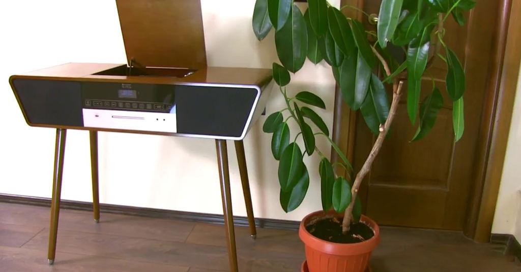 SOUNDMASTER NR995 – centrul muzical retro HI-FI pentru audiofili
