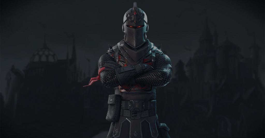 Figurină Black Knight Fortnite de la McFarlane Toys – o piesă de colecție pentru fanii jocului video
