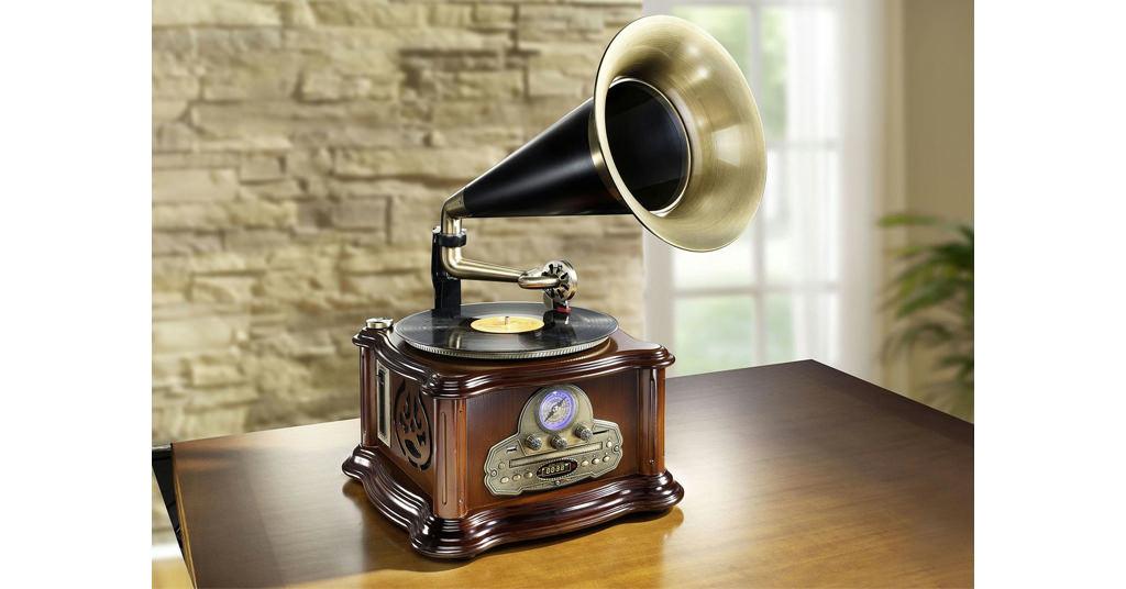 SOUNDMASTER NR917 Combo 7 în 1 – gramofonul retro pentru pasionații de muzică